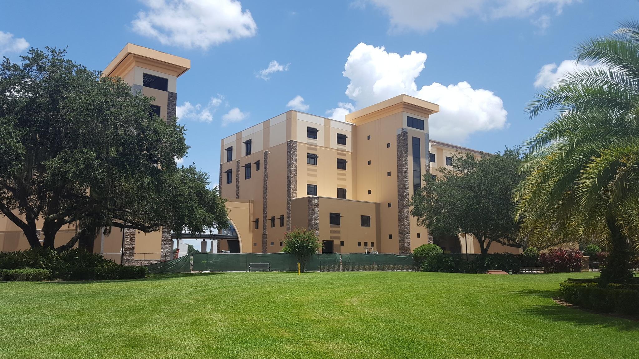 Southeastern University Buena Vida Residence Hall Nujak