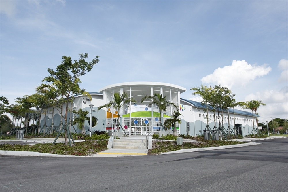 BF James Park - NuJak - Florida Commercial Construction ...
