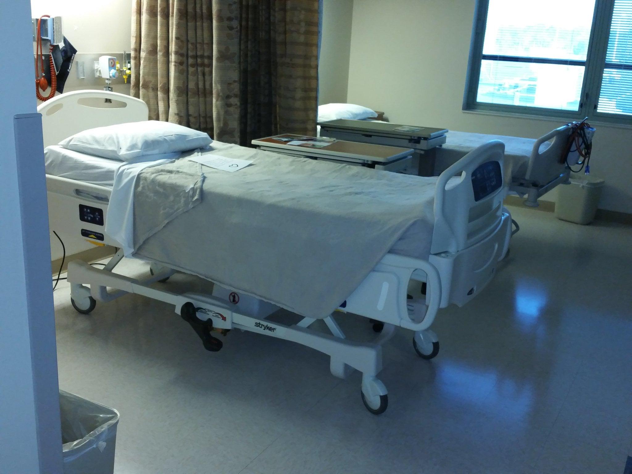 BRMC hospital - inside photo