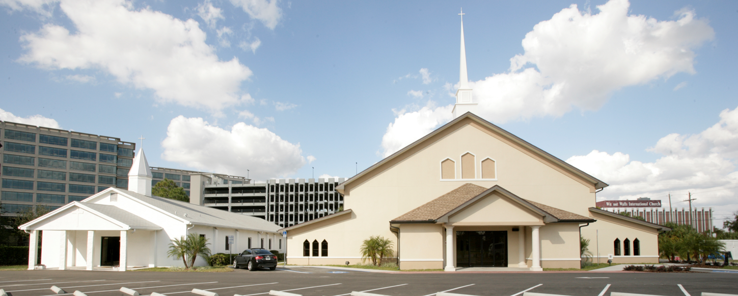 First Baptist Church Of Lincoln Gardens Nujak Florida Commercial Construction Management