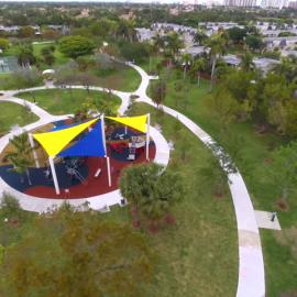 Joseph Scavo Park - Aerial 1