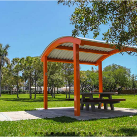 Joseph Scavo Park - Picnic table