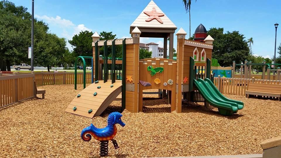 Manatee Playground - City of New Symrna Beach 2