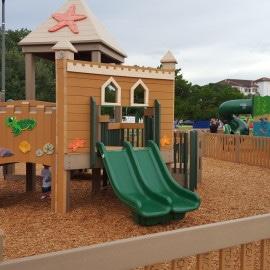 Manatee Playground - City of New Symrna Beach