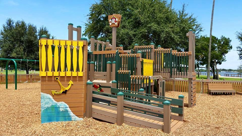 Manatee Playground - City of New Symrna Beach 3