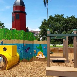 Manatee Playground - City of New Symrna Beach 4