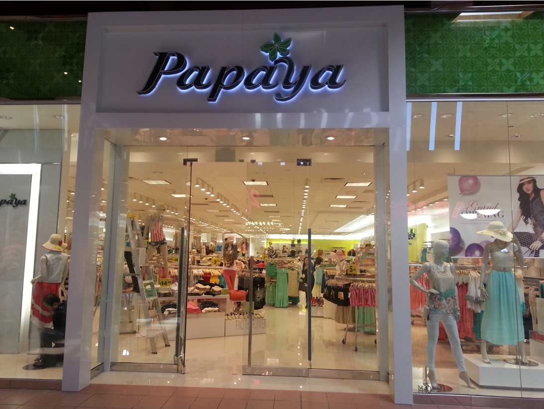 Papaya Clothing Store 1