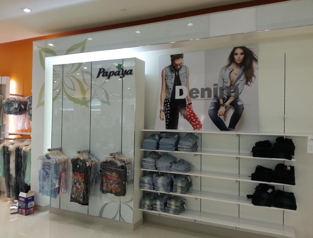 Papaya Clothing Store 2