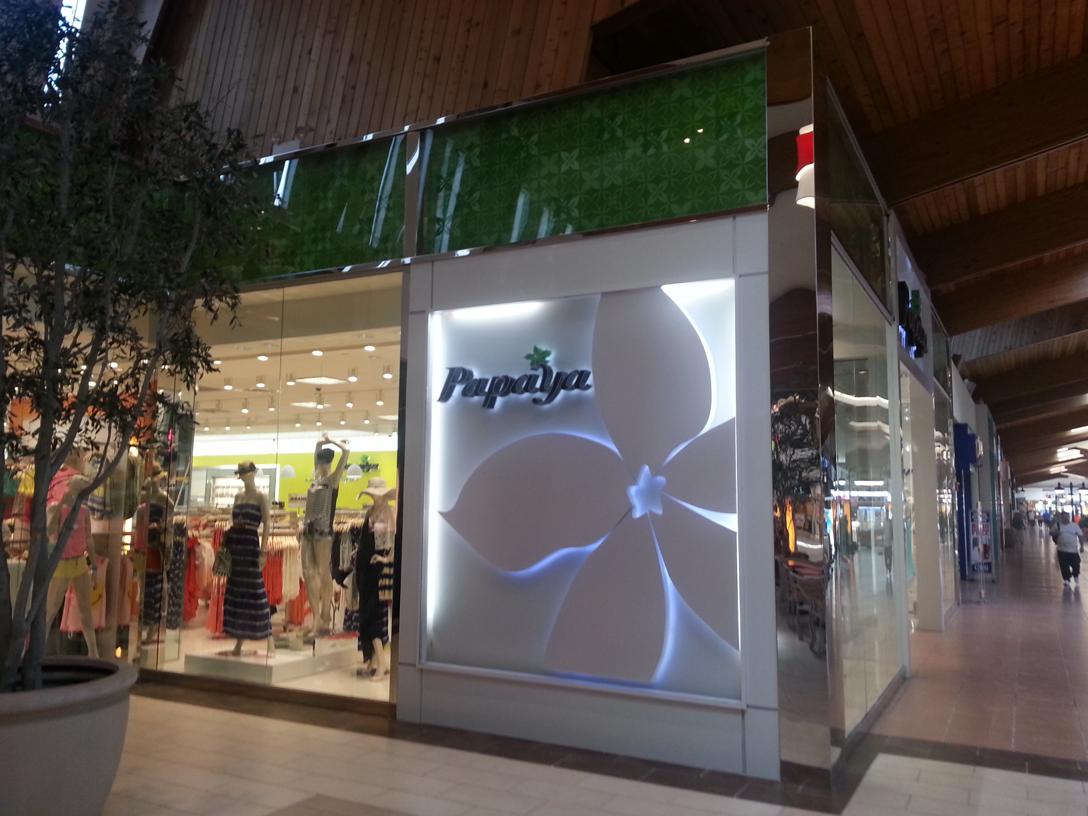 Papaya Clothing Store 3