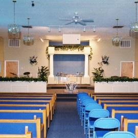 Peaceful Baptist Church 005