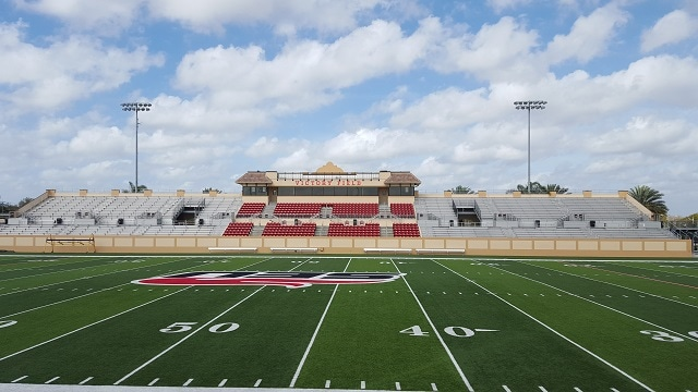 SEU Football Stadium 2