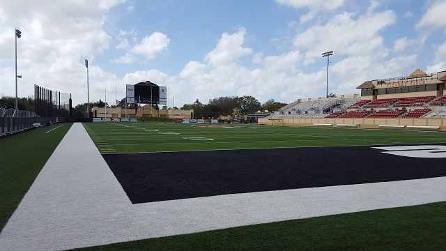 SEU Football Stadium 3