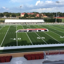 SEU Football Stadium 4