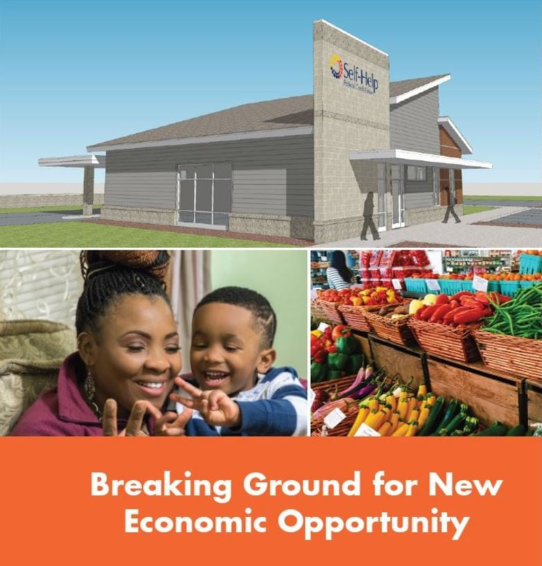 Partners Credit Union Branch: NuJak To Build New Self-Help Federal Credit Union Apopka